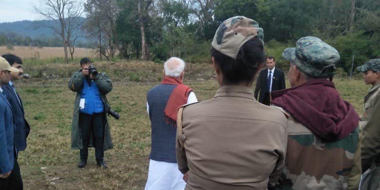 Fact Check: Was Modi Really Unaware of the Pulwama Attack For Over Two Hours?
