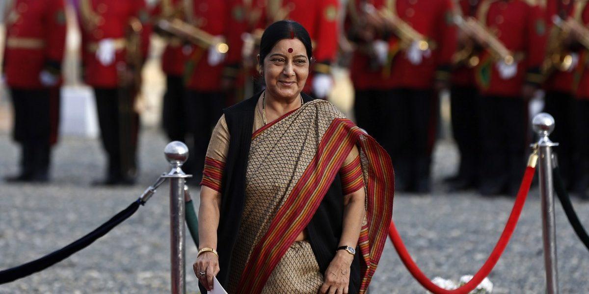 Former External Affairs Minister Sushma Swaraj Passes Away