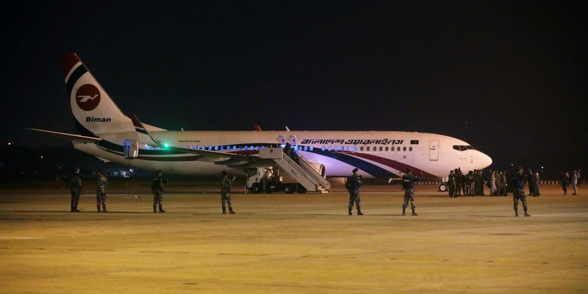 Biman Bangladesh Pilot Who Suffered Heart Attack Mid-Air Still Critical