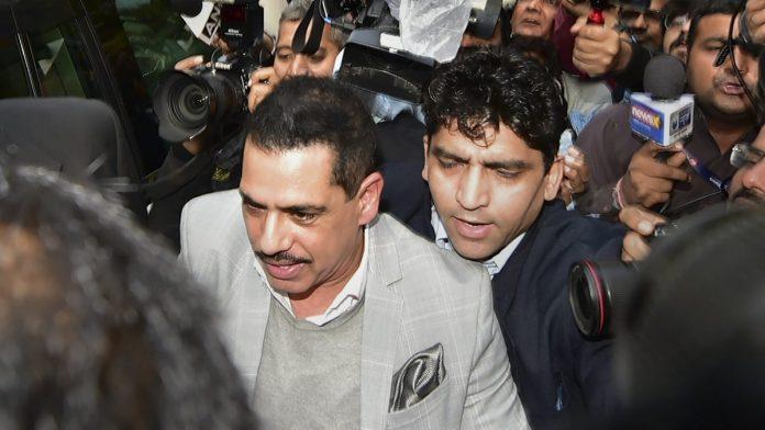Robert Vadra's Custodial Interrogation Required: ED Tells Delhi HC