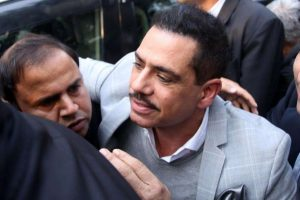 Delhi Court Extends Vadra's Anticipatory Bail Till March 25