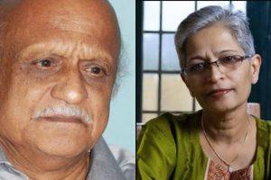 SIT Investigating Lankesh Murder Will Now Also Probe Kalburgi Case
