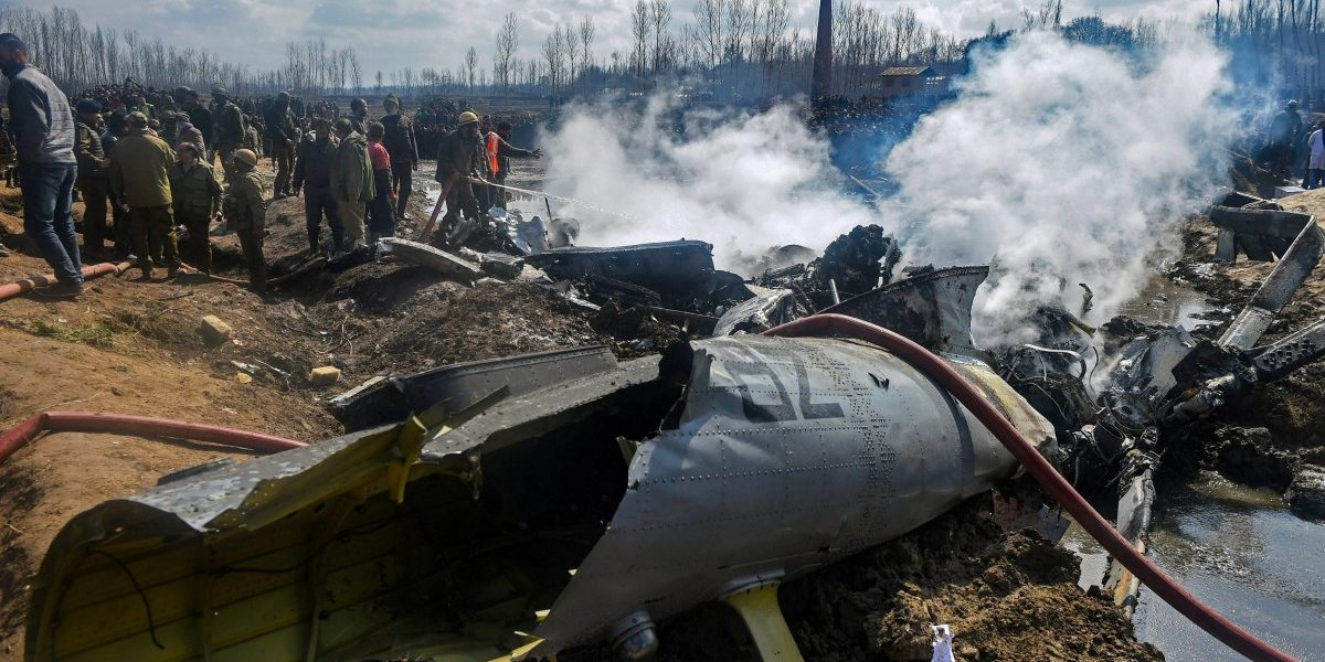 Elections Over, IAF Moves to Confirm 'Friendly Fire' Brought Down Budgam Chopper