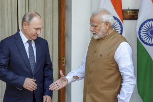 After UAE, Russia Also Announces Award for Modi