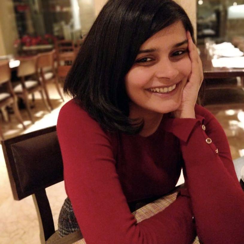 Ishita Tiwary