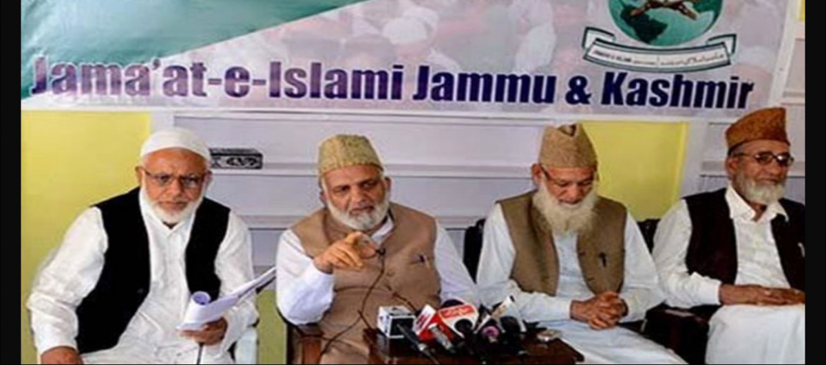 Centre Bans Jama'at-e-Islamia J&K for Five Years – A Brief History