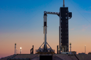 Elon Musk's SpaceX to Launch Crew Dragon Capsule to Space Station