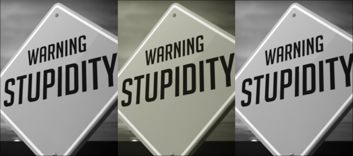 India and The Cult of Stupidity