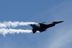 Pilot Dies as Pakistan Air Force F-16 Jet Crashes in Islamabad