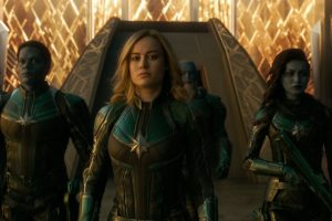 Higher, Further, Faster: Marvel's First Female Cinematic Superhero