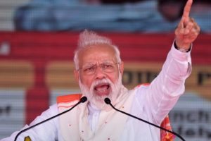 Modi's Coarse Language Is Not Befitting of a Prime Minister
