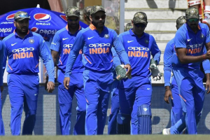 Indian Cricket's Affection for the Military Has Cleared the Boundary