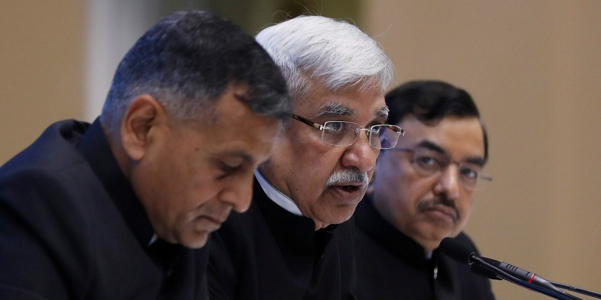 Who Will Break Down the Election Commission's Iron Opposition to the RTI?