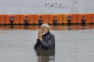 National Ganga Council Headed by Narendra Modi Has Not Met Even Once