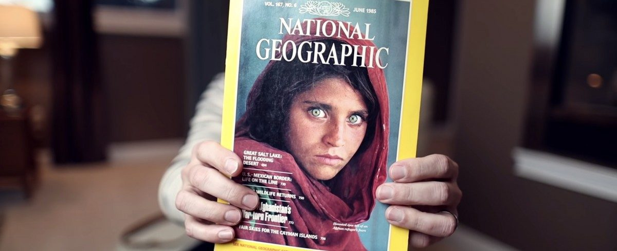 You'll Never See the Iconic Photo of the 'Afghan Girl' the Same Way Again