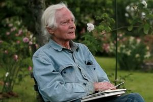 W.S. Merwin, Poet Who Saw Rhyme, and Reason, in Nature