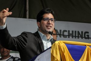 What Shah Faesal Said While Launching a New Political Party in Kashmir