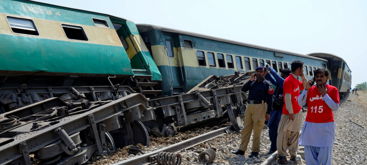 Four Killed in Balochistan in Second Train Attack in Two Weeks