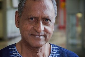 Sonny Venkatrathnam, Anti-Apartheid Crusader With a Shakespearian 'Gita'