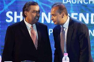 "After Clearing Ericsson's Dues, Anil Ambani Thanks Brother Mukesh for ""Timely Support"""