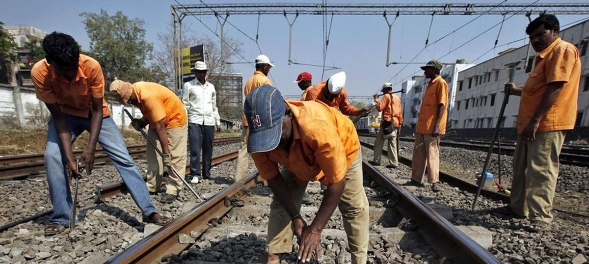 Graduates, Post-Graduates Among Candidates in Race to Become Helpers in Railways