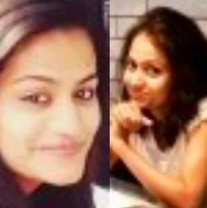 Pooja Chaudhuri and Priyanka Jha