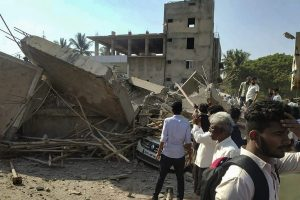 Death Toll in Karnataka Building Collapse Rises to Three, Fifty-Six Rescued