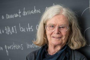 Karen Uhlenbeck Is First Woman to Win 'Math's Nobel'