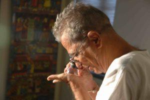 Renowned Indian Artist Haku Shah Passes Away at 85