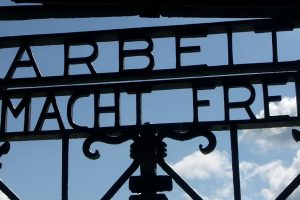 'Abandon Hope All Ye Who Enter Here': The Hell-Gates of Dachau