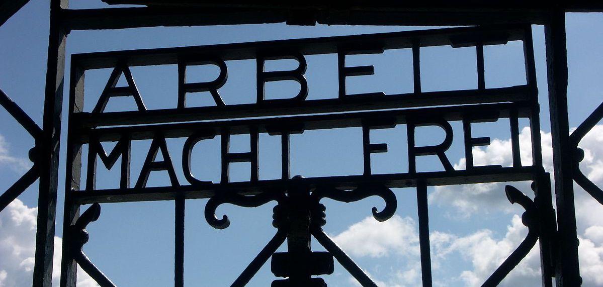 'Abandon Hope All Ye Who Enter Here': The Hell-Gates of Dachau