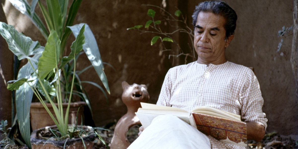 Haku Shah, the Artist Who Saw India's Living Heritage in Its Rivers, Trees, Cultural Diversity