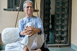 Artist and Scholar Haku Shah was Inspired by Gandhi's Idea of Modernity