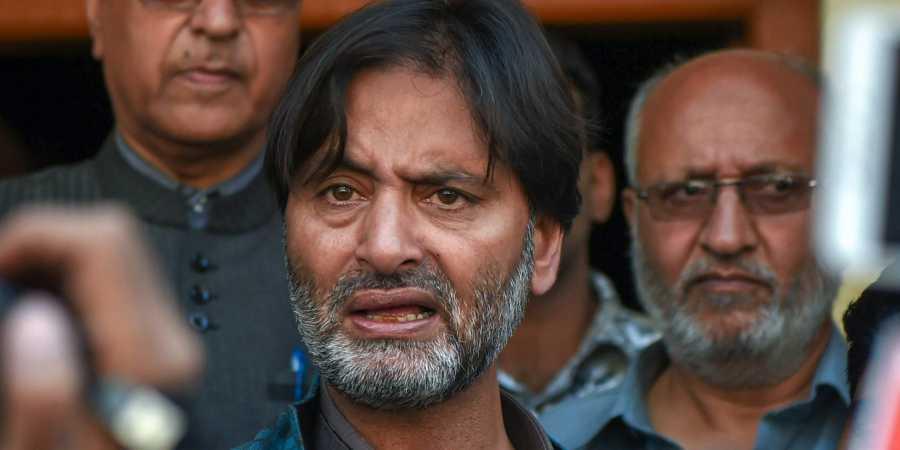 NIA Files Supplementary Chargesheet Against JKLF Chief Yasin Malik, Others