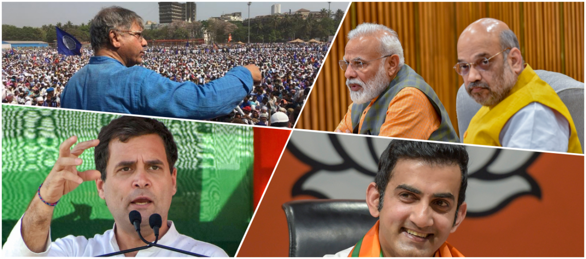 #PollVault: Alliance Consolidation, Pot Shots and Politicised Tributes