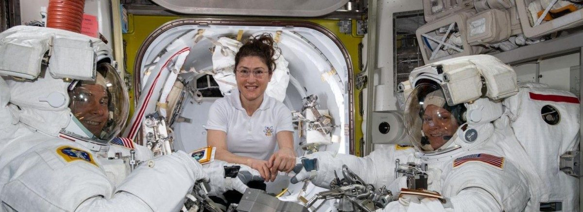 NASA Nixes All-Women Spacewalk Because It Doesn't Have Spacesuits That Fit