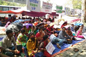 Bengal: Aspiring Teachers Demand Transparency as Hunger Strike Enters Day 27