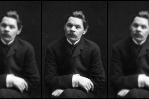 Remembering Maxim Gorky, Who Painted Masterful Portraits With Words