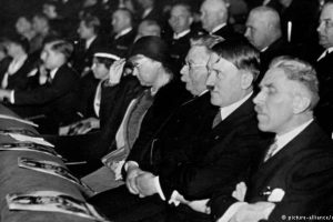 Why Hitler Watched Hollywood Films