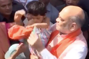 India Today Deletes Article About Amit Shah's Granddaughter Refusing to Wear BJP Hat