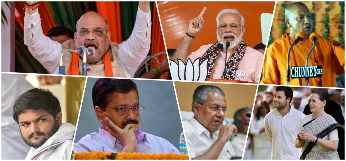 #PollVault: BJP Ramps Up Communal Campaign, Congress-AAP Finally Go Separate Ways