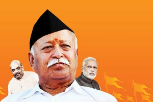 The RSS Stands for Principles That Are in Violation of the Indian Constitution