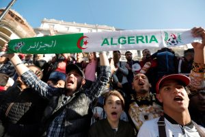 Algeria's New Arab Spring