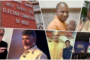 #PollVault: EC Deals Firmly with Opposition, 'Conveys Displeasure' to BJP Leaders