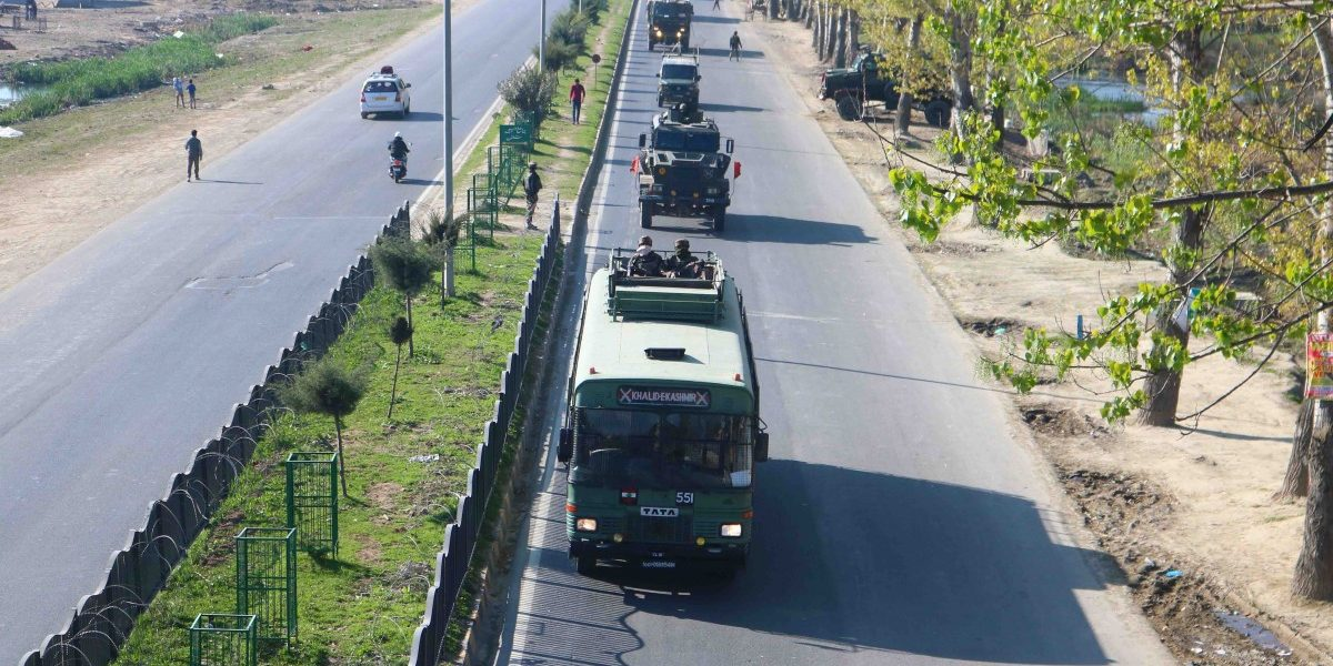 Highway Ban in Kashmir Sparks Outrage, Comparisons With Israel