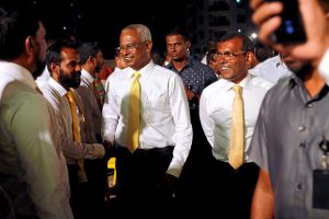 Maldivian Democratic Party Heads For Landslide Victory in Parliamentary Elections