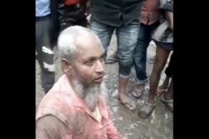 Watch | Accused of Selling Beef in Assam, Muslim Man Assaulted by Mob