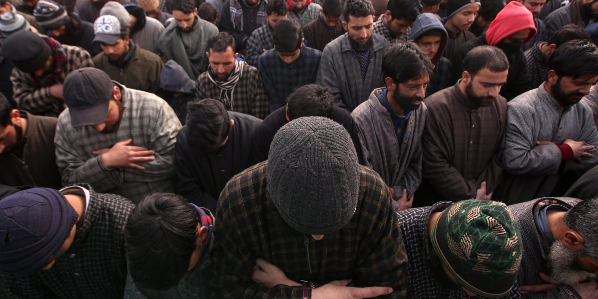 MHA Website Under-reports Kashmir's Population by More than 10 Times