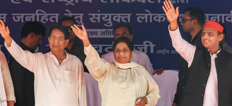 UP's Mahagathbandhan is Not Down and Out