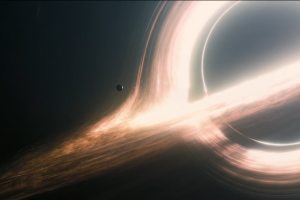 Look Behind the Low-Res Black Hole
